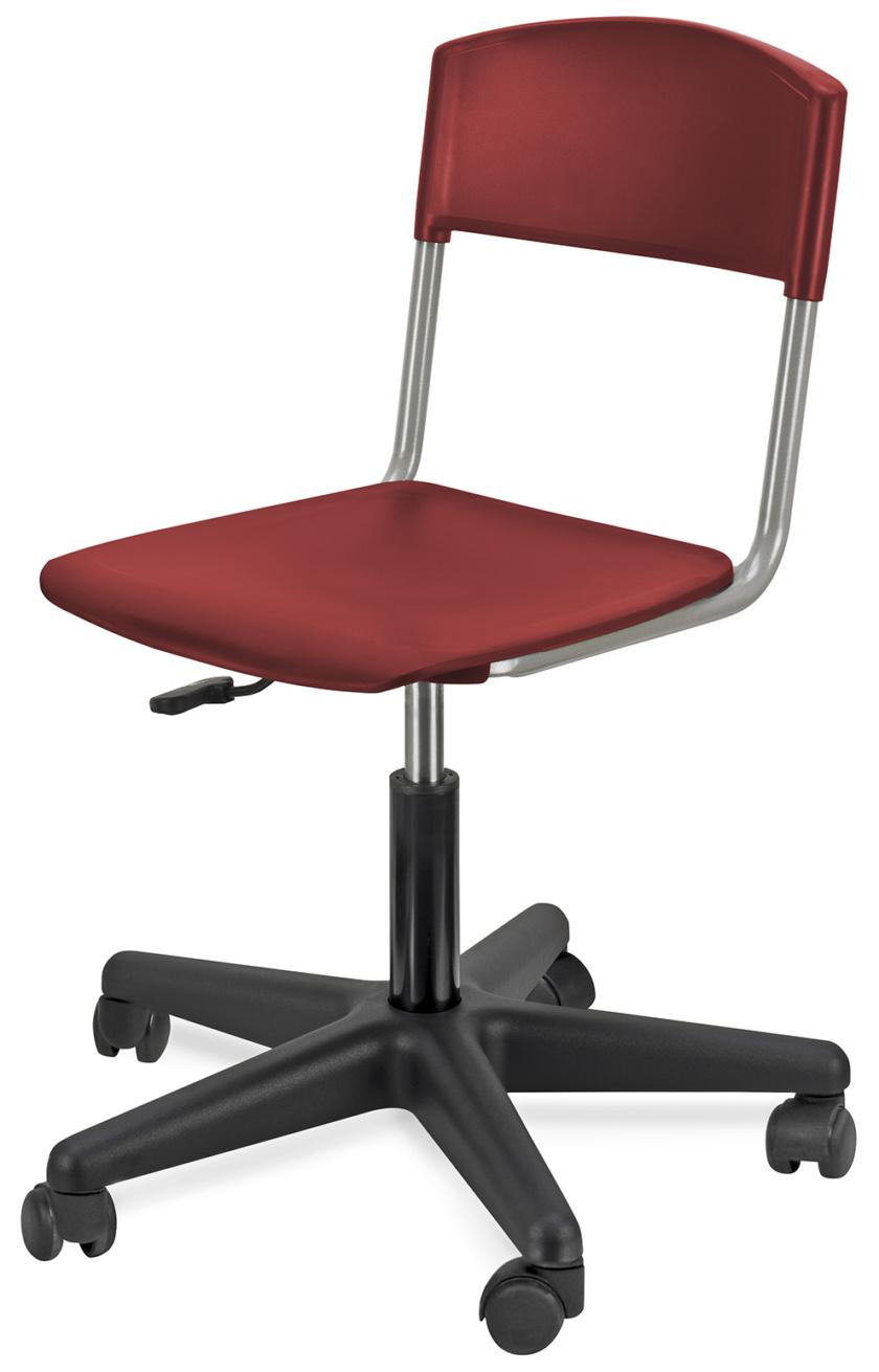 Durapos Gas Lift Swivel Chair