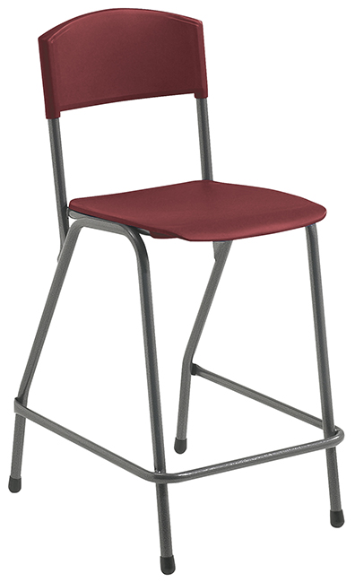 DURAPOS_Science Stool_Raspberry