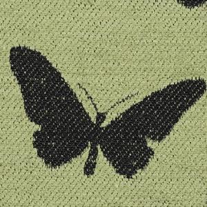Butterflies - Green Finish