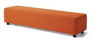 Ottoman Orange Side