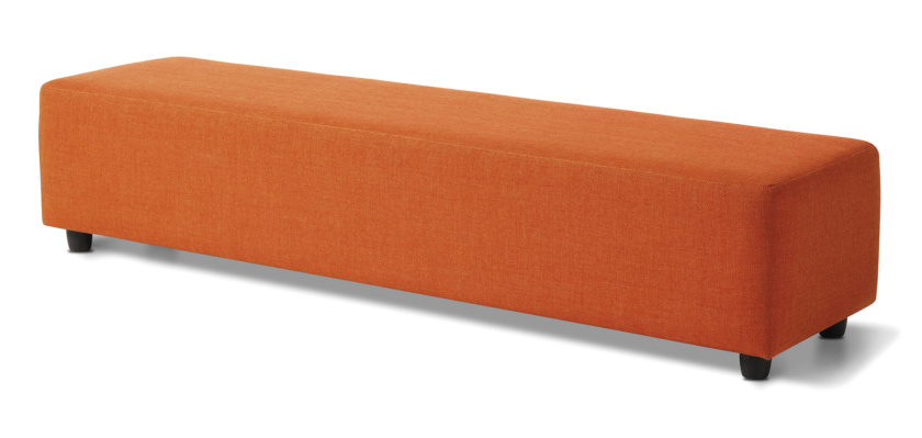 Rectangle Ottoman Woods Furniture