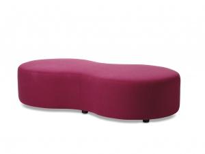 Purple Ottoman No Talent04