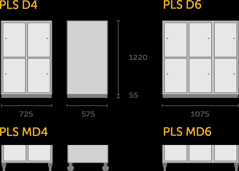 plsd4-dimensions